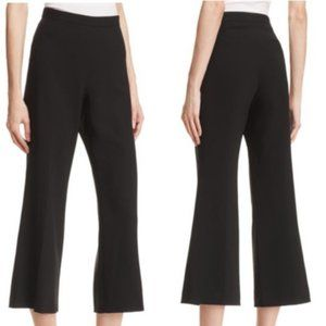 NWT Theory Admiral Crepe Cropped Pants, Black